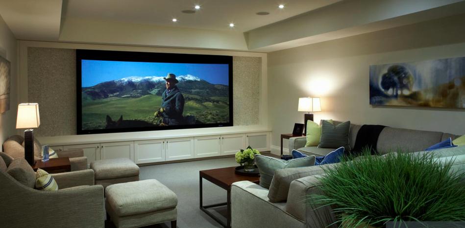 Домашние Кинотеатры и Медиа Комнаты