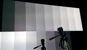 Калибровка проекционного изображения при помощи оборудования X-Rite