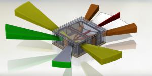 Проектирование персонального кинозала в 3D