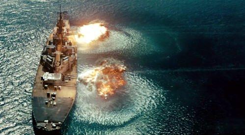Battleship-fire