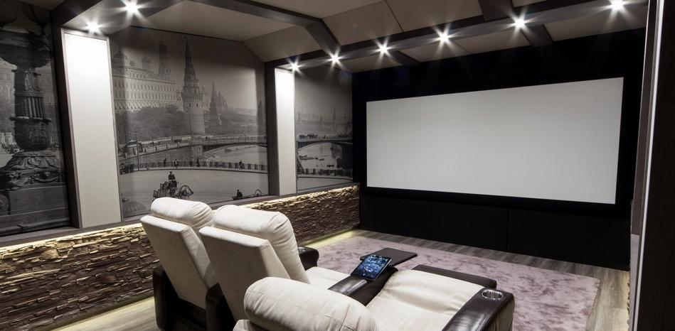 Шоурум домашних кинозалов Dolby Atmos