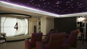 Изначальный дизайн помещения