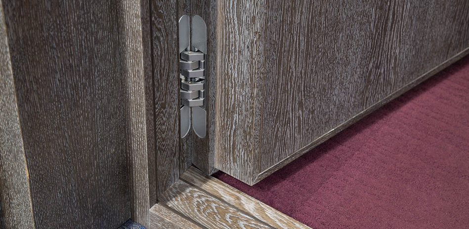 Акустические звукоизоляционные двери