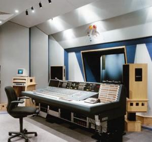 Модульная акустическая оболочка студии BBC