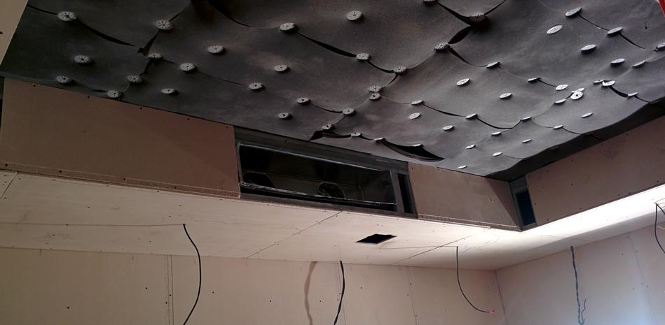 Звукоизоляция и акустическое оформление частных кинозалов