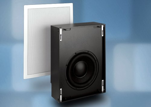 Triad in-wall subwoofer