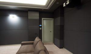 Звукоизоляционная акустическая дверь Cinemacomfort