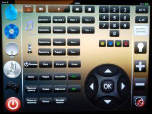 IPAD-интерфейс подсистемы управления караоке